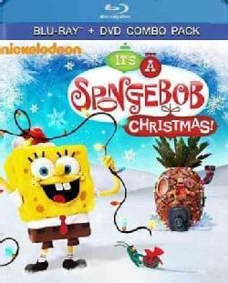 Spongebob Squarepants: It's A Spongebob Christmas! (Blu-ray/DVD)