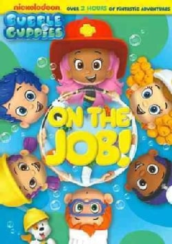 Bubble Guppies: On The Job! (DVD)