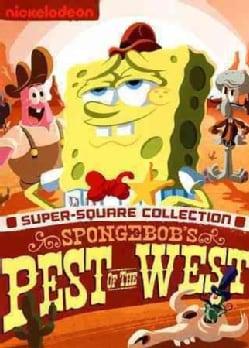 Spongebob Squarepants: Pest Of The West (DVD)