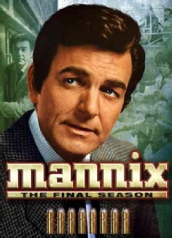 Mannix: The Final Season (DVD)
