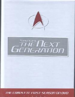 Star Trek: Next Generation Complete First Season (DVD)