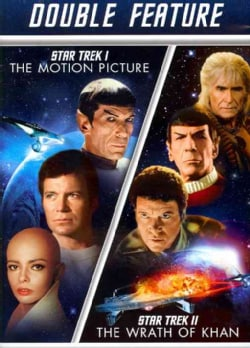 Star Trek I: The Motion Picture/Star Trek II: The Wrath Of Khan (DVD)