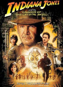 Indiana Jones And The Kingdom Of The Crystal Skull (DVD)
