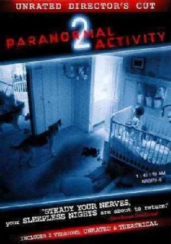 Paranormal Activity 2 (Director's Cut) (DVD)