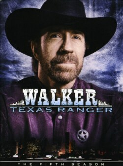Walker, Texas Ranger: The Fifth Season (DVD)