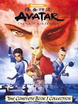 Avatar: The Last Airbender Complete Book 1 DVD Box Set (DVD)