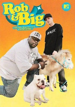Rob & Big: The Complete Seasons 1 & 2 Uncensored (DVD)