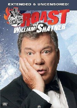 Comedy Central Roast Of William Shatner Uncensored! (DVD)