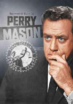 Perry Mason: The Ninth Season Vol. 1 (DVD)