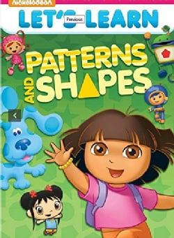 Let's Learn: Patterns & Shapes (DVD)