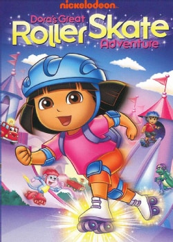 Dora The Explorer: Dora's Great Roller Skate Adventure (DVD)