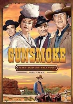 Gunsmoke: The Ninth Season Vol. 1 (DVD)