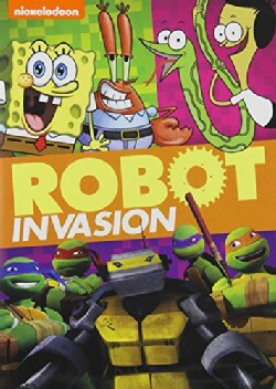Nickelodeon: Robot Invasion (DVD)