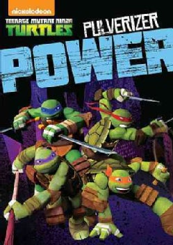Teenage Mutant Ninja Turtles: Pulverizer Power (DVD)