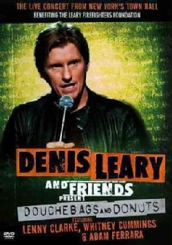 Denis Leary And Friends Present: Douchebag & Donuts (DVD)