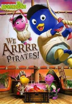 Backyardigans: We Arrrr Pirates (DVD)