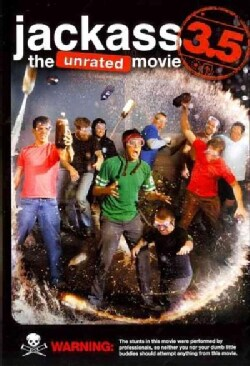 Jackass 3.5: The Unrated Movie (DVD)