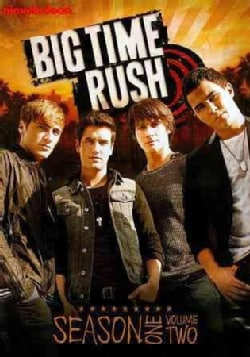 Big Time Rush: Season One Vol. 2 (DVD)