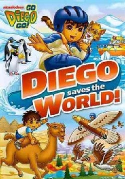 Go, Diego, Go!: Diego Saves The World (DVD)
