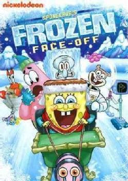 Spongebob Squarepants: Spongebob's Frozen Face-Off (DVD)