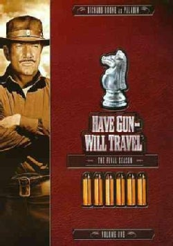 Have Gun Will Travel: Season 6 Vol. 1 (DVD)
