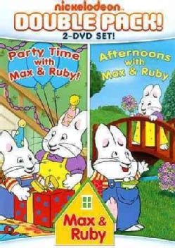 Max & Ruby: Afternoons With Max & Ruby/Party Time With Max & Ruby (DVD)