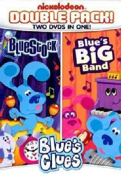 Blue's Clues: Blue's Big Band And Bluestock (DVD)