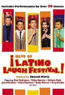 The Best Of Latino Laugh Festival (DVD Audio)