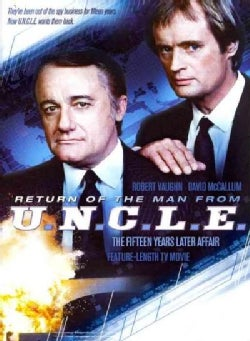 The Return Of The Man From U.N.C.L.E. (DVD)