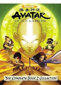 Avatar: The Last Airbender Complete Book 2 DVD Box Set (DVD)