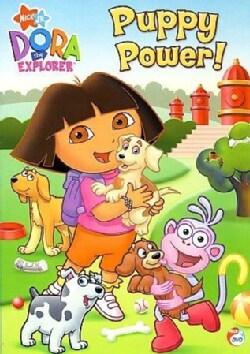 Dora The Explorer: Puppy Power! (DVD)