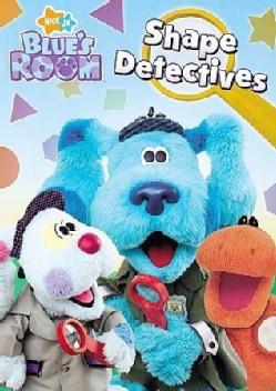 Blue's Clues: Blue's Room Shape Detectives (DVD)