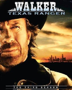 Walker, Texas Ranger: The Third Season (DVD)
