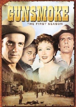 Gunsmoke: The First Season (DVD)