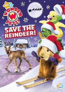 Wonder Pets: Save the Reindeer (DVD)