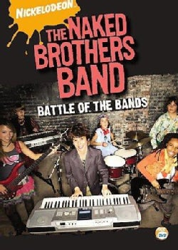 The Naked Brothers Band: Battle Of the Bands (DVD)