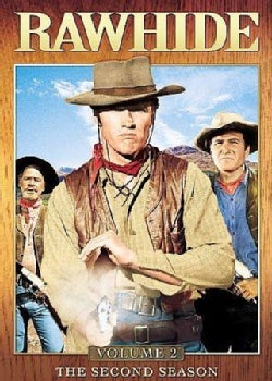 Rawhide: Season 2 Vol. 2 (DVD)