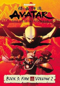 Avatar: The Last Airbender Book 3 - Fire Vol. 2 (DVD)