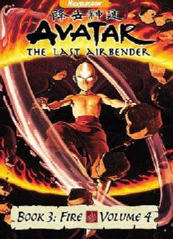 Avatar: The Last Airbender Book 3 Fire Vol. 4 (DVD)