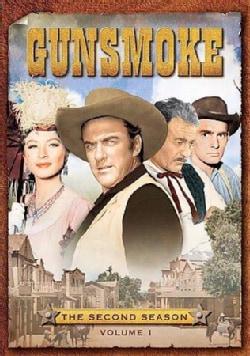 Gunsmoke: The Second Season Vol. 1 (DVD)