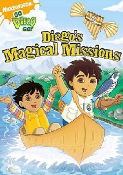 Go, Diego, Go!: Diego's Magical Missions (DVD)