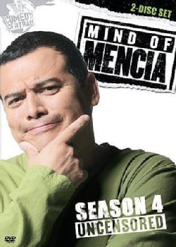 Mind Of Mencia: Uncensored Season 4 (DVD)