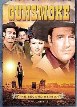 Gunsmoke: The Second Season Vol. 2 (DVD)