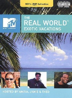 Real World: Exotic Vacations (DVD)