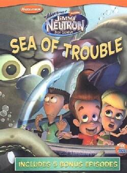 Jimmy Neutron: Sea of Trouble (DVD)