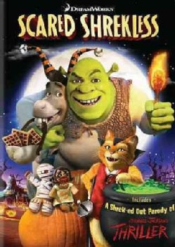 Scared Shrekless (DVD)