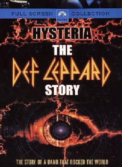 Hysteria: The Def Leppard Story (DVD)