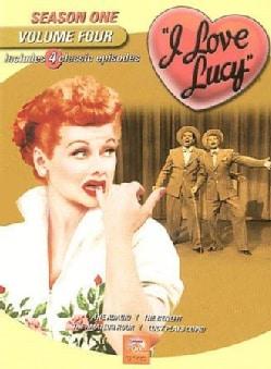 I Love Lucy: Season One Vol. 4 (DVD)