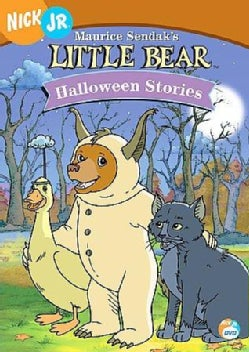 Little Bear: Halloween Stories (DVD)