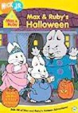 Max & Ruby's Halloween (DVD)